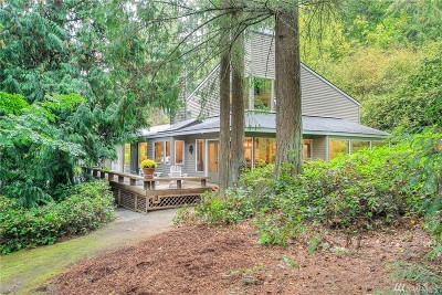 Sammamish Single Family Home For Sale: 19675 SE 24th Wy