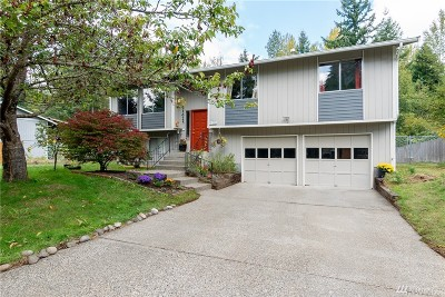 Bonney Lake Single Family Home For Sale: 21625 125th St Ct E