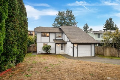 Tacoma Single Family Home For Sale: 6009 S Cheyenne St