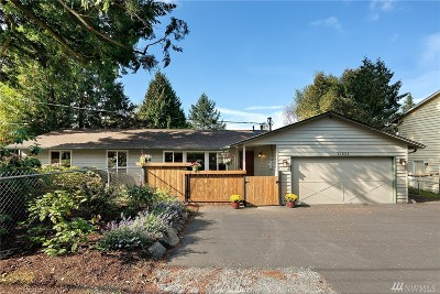 Lynnwood Single Family Home Contingent: 21024 Damson Rd
