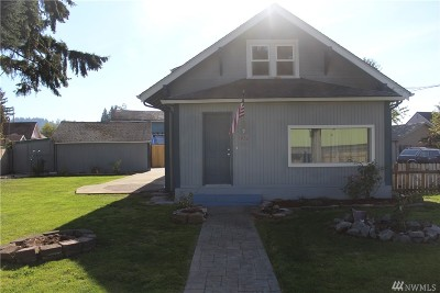 Puyallup Single Family Home For Sale: 1416 E Pioneer