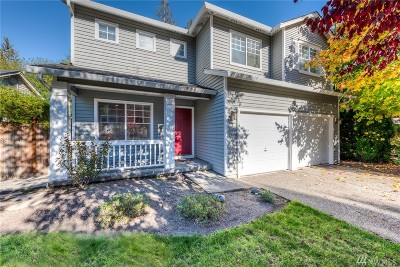 Snohomish County Single Family Home For Sale: 4827 147th Place SE