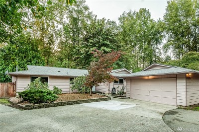 Kenmore Single Family Home For Sale: 6803 NE 204th St