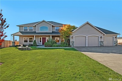 Marysville Single Family Home For Sale: 8148 37th Place NE