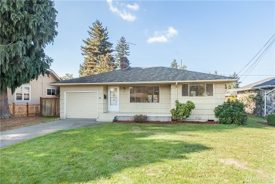 Auburn WA Single Family Home For Sale: $249,990