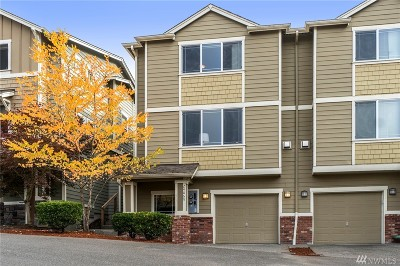Bothell Condo/Townhouse For Sale: 24065 40th Lane SE #38