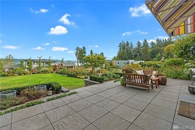 Gig Harbor Single Family Home For Sale: 5911 Reid Dr NW