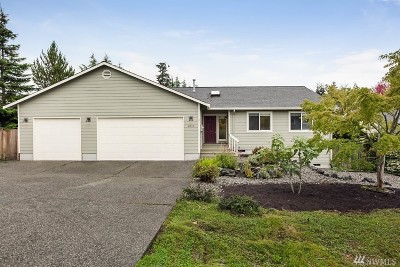 Freeland Single Family Home Sold: 1216 Lotus Lane