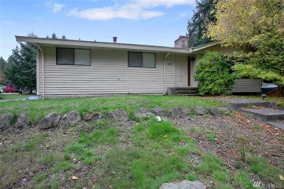 King County Single Family Home For Sale: 14408 141st Place SE