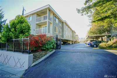 Shoreline Condo/Townhouse For Sale: 935 N 200th St #A204
