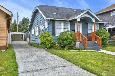 Everett Multi Family Home For Sale: 2312 Lombard Ave