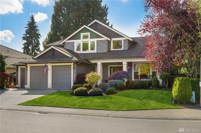Snohomish Single Family Home For Sale: 15708 65th Ave SE