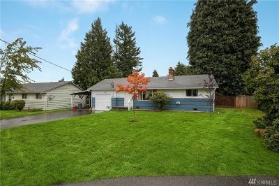 Everett Single Family Home For Sale: 7727 Tyee Rd