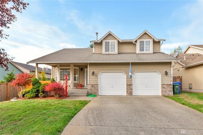 Puyallup Single Family Home For Sale: 17214 116th Ave E