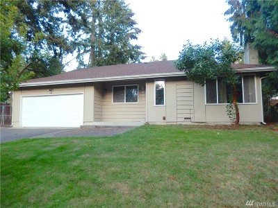Port Orchard Single Family Home For Sale: 2491 Lund Ave SE