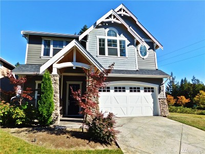Single Family Home For Sale: 3230 108th Ave SE