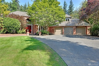Woodinville Single Family Home For Sale: 14058 220th Ave NE