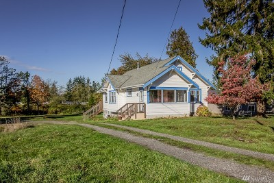 Ferndale Single Family Home For Sale: 2440 Thornton St