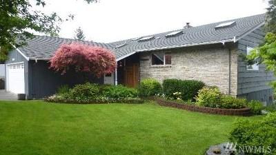 Bellingham Single Family Home Sold: 2145 Huron St