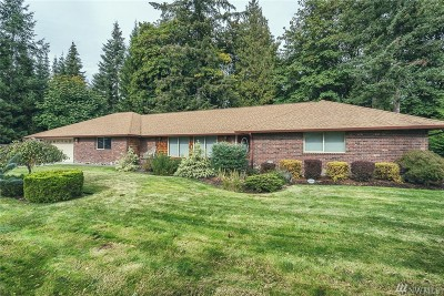 Chehalis Single Family Home For Sale: 198 Alderwood Dr