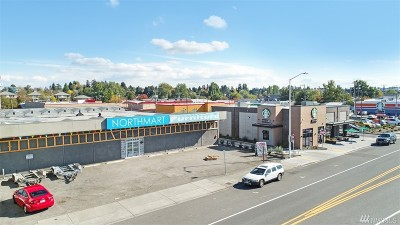 Seattle Commercial For Sale: 9840 16th Ave SW
