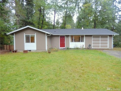 Gig Harbor Single Family Home For Sale: 14020 139th St Ct NW