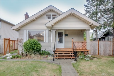 Single Family Home For Sale: 417 S Wright Ave