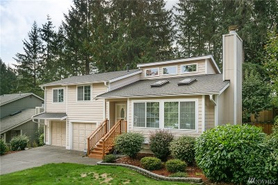 Lacey Single Family Home For Sale: 5307 25th Ave SE