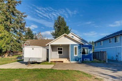 Snohomish County Single Family Home For Sale: 11409 35th Ave SE