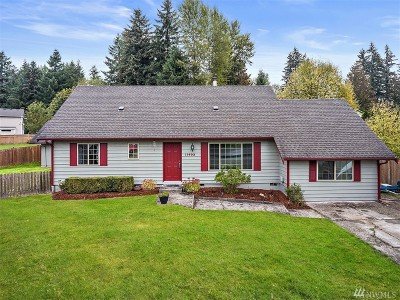 Bonney Lake Single Family Home For Sale: 11603 212th Ave E