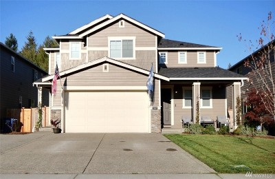 Puyallup Single Family Home For Sale: 13832 63rd Ave E