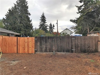 Tacoma Residential Lots & Land For Sale: 4313 N Orchard St