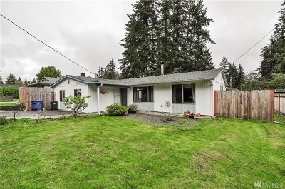 Kent Single Family Home For Sale: 30426 153rd Ave SE