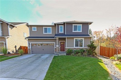 Gig Harbor Single Family Home For Sale: 5026 Blue Pebble Ct
