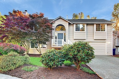 Bothell WA Single Family Home For Sale: $535,000