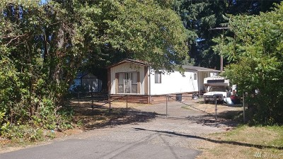 Olympia Single Family Home For Sale: 11410 Entree View Dr SW