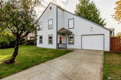 Tacoma Single Family Home For Sale: 2212 67th Ave NE