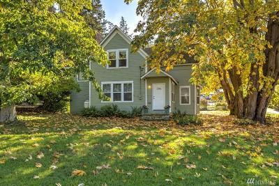Oak Harbor Single Family Home Sold: 3196 Hawks Prairie Rd