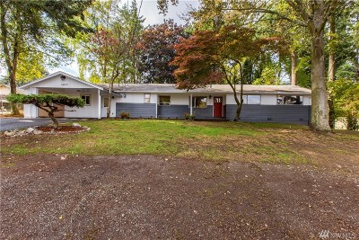 Burien Single Family Home For Sale: 14207 6 Ave S