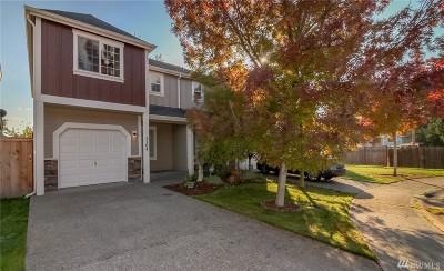 Tacoma Single Family Home For Sale: 5204 167th St E