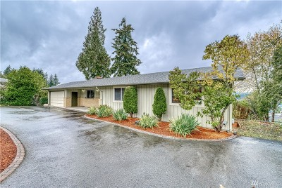 Gig Harbor Single Family Home For Sale: 3315 Lewis St