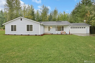 Yelm Single Family Home For Sale: 14943 Mountain Vista Dr SE