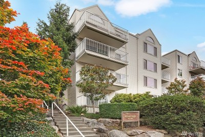 Seattle Condo/Townhouse For Sale: 4540 45th Ave SW #202