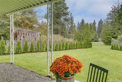 Snohomish Single Family Home For Sale: 10001 215th Place SE