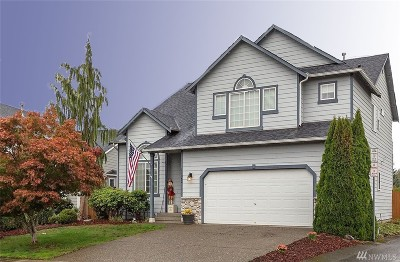 Auburn WA Single Family Home For Sale: $435,000