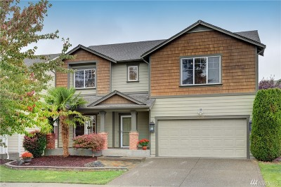 Covington Single Family Home For Sale: 17906 SE 259th St
