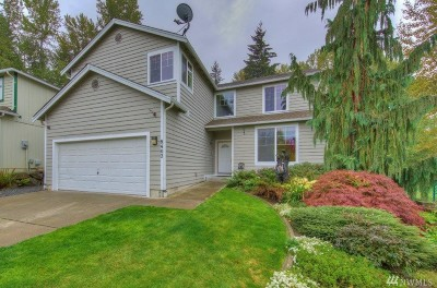 Puyallup Single Family Home For Sale: 8402 160th St Ct E