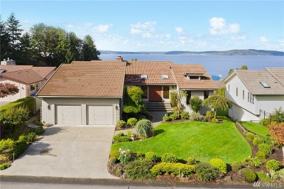 Steilacoom Single Family Home For Sale: 100 Chinook Lane