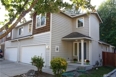 Lacey Single Family Home For Sale: 2740 Hidden Springs Lp SE