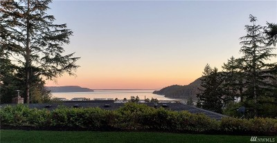 Anacortes Single Family Home Sold: 2709 Morton Ave